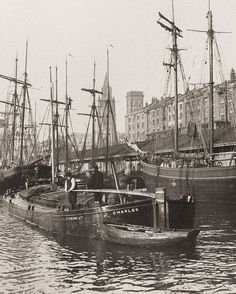 Liverpool Docks, Liverpool History, Liverpool Home, Lost Village, Warehouses, Local History, Tall Ships, Sailing Ships, Lantern