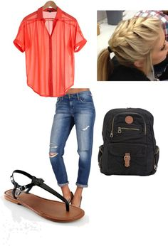 """perfect first day outfit!"" by emily-freda on Polyvore"