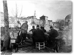 Sultanahmet meydanı - 1900 ler