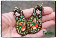 Matryoshka doll, OOAK by Fantasiria