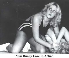 Womens Pro Wrestling: Miss Bunny Love