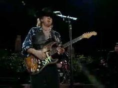 Stevie Ray Vaughan - Crossfire...