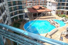 Pool view furnished 1-bedroom apartment for sale in 4**** Karolina 70 meters from the beach in Sunny beach - Sunnybeach Properties - Real Estates in Bulgaria. Apartments, Villas, Houses, Land in Sunny Beach, Nesebar, Ravda ...