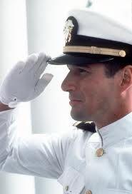 Richard Geer - An officer and a gentleman - good movie!