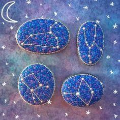 Künstlerin malt auf den Steinen tausende kleine Punkte, und erschafft dabei wunderschöne Mandalas - ☼ ✿ ☺ Informationen und Inspirationen für ein Bewusstes, Veganes und (F)rohes Leben ☺ ✿ ☼