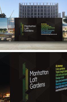 30 Best Construction Images Hoarding Design