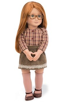 April Doll is one of the cutest dolls that has been introduced by Our Generation with impressive quality and very attractive accessories. This adorable doll has an amazing look and style. Any paren…