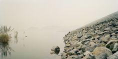 Nadav Kander - Three Gorges Dam VI, Yichang, Hubei Province, 2007