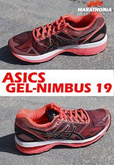 afec40bba Las zapatillas running ASICS GEL NIMBUS 19 para mujer son muy ligeras y  ofrece al mismo