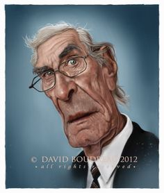 [ Martin Landau ]- artist: David Boudreau - http://davidboudreau.weebly.com/index.html