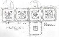ремесленных Тины: вязание крючком сумка