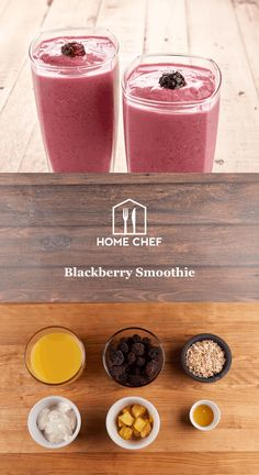 Blackberry Smoothie with frozen mangoes and rolled oats Smoothie Recipes With Yogurt, Fruit Smoothies, Oats Snacks, Blackberry Smoothie, Sweet Peanuts, Juicer Recipes, Blender Recipes, Fat Burning Drinks, Smoothie Bowl