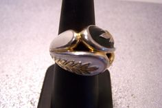 Vintage Jomaz Designer Adjustable Ring R654 by JewelsAndMyGirls3, $24.00