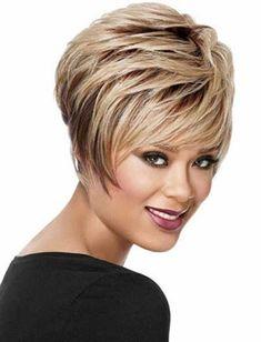 73 Best Short N Teased Styled Images Hair Styles Short
