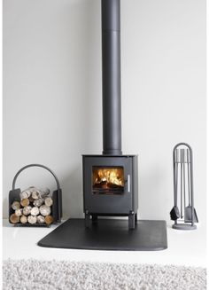 Westfire One Series Wood Burning Stove - 4.9kW - Westfire Stoves available at Wood Burner World