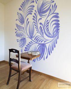 ETNO: Polish pattern wallpaper by Big-trix.pl   #wallpaper #polish #pattern #etno