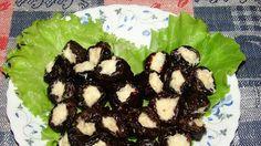 Фаршированный чернослив – очень вкусное вегетарианское блюдо. Имеет обворожительный пикантный вкус, необычный внешний вид, способно …