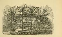 Balmoral hotel new york