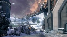 The Art & Scenery of the Multiplayer Maps. | Halo 4 | Forums ...