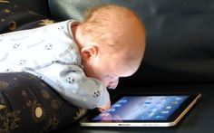 Best iPad apps for toddlers. Looking to entertain a baby for a few minutes? There's an app for that. Here are 10 iPad apps perfectly suited to the 2 and under s Steve Jobs, Mobiles Internet, Smartphone, Education Positive, Best Ipad, Tablets, New York Times, My Children, Early Childhood