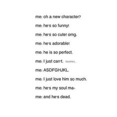 Fangirl Problems .....Mason Ashford, Logan Munroe, Nathaniel Pierce, etc..