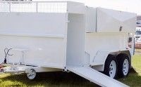 We supply high quality Box trailers, Trailer Parts and  Car trailer in Dandenong, Melbourne,