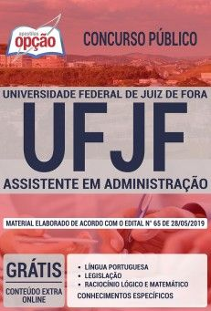 Apostila Preparatoria Concurso Universidade Federal De Juiz De