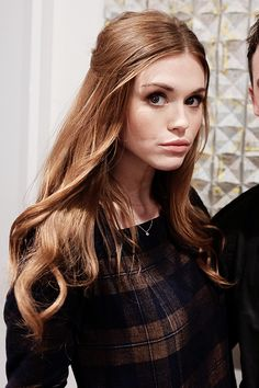 Holland Roden attends the MTV Press Junket & Cocktail Party at The London West Hollywood on February 18, 2016 in West Hollywood, California.