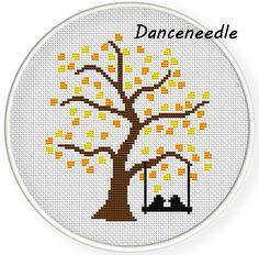 INSTANT DOWNLOADcross stitch pdf for couples por danceneedle