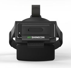 AR Shinecon Augmented Reality Game Movie Viewer VR Glasses for inch Smartphone