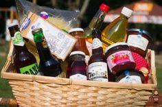 Košice, debničkový predaj, darčeková debnička, svadobná debnička, Sladký košík, sirup, džem, pivo, cider