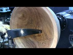 ▶ Turning a Large Walnut Bowl in HD - Woodturning - 40 Min How-to Video - YouTube