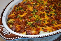 Make Ahead Loaded Mashed Potatoes – Mrs Happy Homemaker