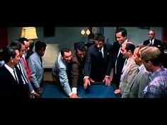 Ocean's Eleven (1960) Frank Sinatra, Dean Martin, Sammy Davis Jr., Peter Lawford