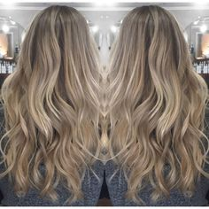 Image result for natural dark blonde balayage