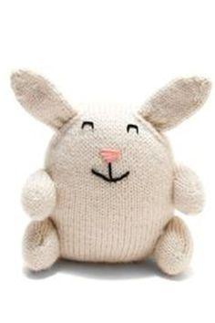 Alpaca Bunny by Global Goods Partners #artisanmade