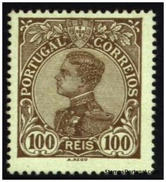 Selos - Afinsa nr 165 - Scott nr 165 Rei D. Manuel II Portugal, Stamp Collecting, Postage Stamps, Stamping, How To Make Money, Poster, Collections, World, Inspiration