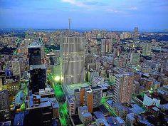 Johannesburg , South Africa