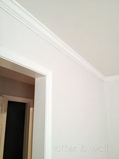 This Paint Colour Will Create A Good Balance Between The Warmth Of Your Wood Cabinets And