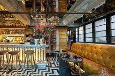 Gough's on Gough: первый ресторан Тимоти Оултона в Гонконге | AD Magazine