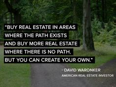 Inspiration for real estate investors: top 10 quotes about real estate investing and facts about influential people behind quotes. A fun read for investors. Investment Quotes, Investment Firms, Real Estate Business, Real Estate Investor, Colorado Real Estate, Real Estate Quotes, Mission Viejo, Being A Landlord, Luxury Real Estate