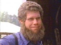 RON PERLMAN ES JACOB SHULER 1988 - A STONING IN FULHAM COUNTY