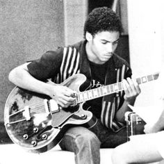 Lenny Kravitz Highschool 1981