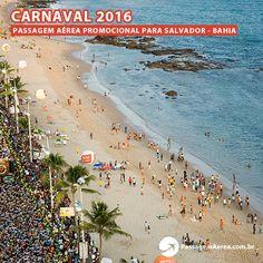 Já sabe para onde viajar no Carnaval de 2016?    Esse é o momento de comprar passagem aérea pagando barato!    Saiba mais:  https://www.passagemaerea.com.br/carnaval-2016-salvador.html   #carnaval #salvador #bahia #passagemaerea #viagem #ferias
