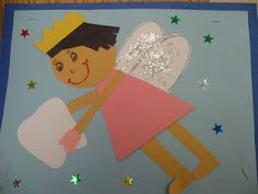 Tooth Fairy Craft for Dentists and Orthodontists