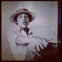 Young Obama.