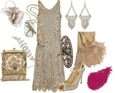 ShopStyle: The Historians #11: The Roaring Twenties by myladybloom
