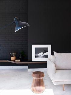 Color Inspiration: black + black
