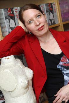Frauen ab 40: Das Montagsinterview mit Sarah Ines Struck.   Texterella