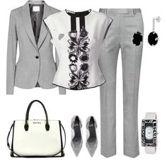 """outfit 1078"" by natalyag on Polyvore"